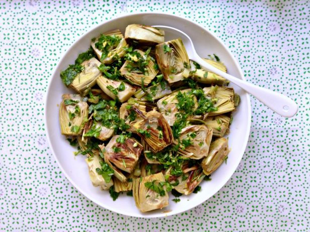 As far as I'm concerned, vegetables -- plant foods in general -- are ...