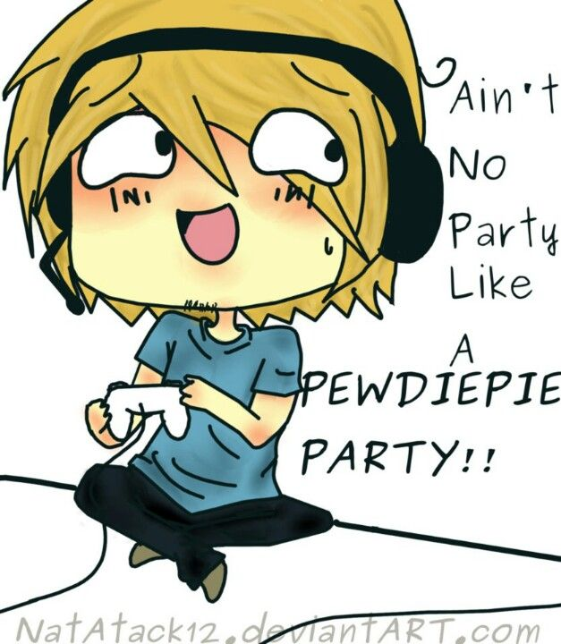 I remember how the first video I watched him play was the grudge, when he had like seven million subscribers. SO PROUD OF YOU PEWDS!!! BROFIST!!