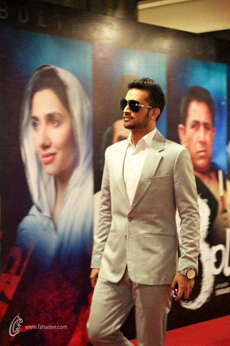 Atif Aslam at Bol Premier Karachi   Photography by Fahadee.