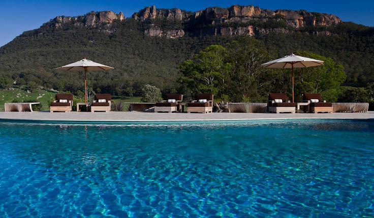 Emirates Wolgan Valley Resort & Spa, NSW - Image by Emirates Wolgan Valley Resort & Spa