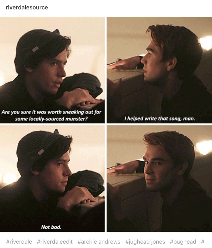 """""""Riverdale"""" Chapter three #Jughead #Archie #Riverdale"""