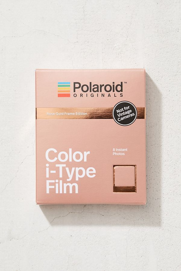 Polaroid Originals i-Type Rose Gold Instant Film   Bestdayblogger ... 462adf831988