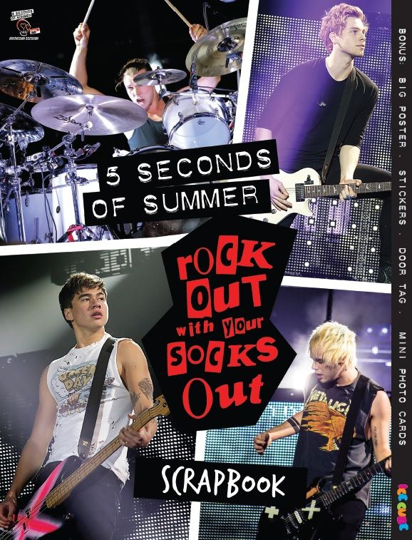 5SOS Scrapbook by Indonesia_5SOS. Published on 5 October 2015!