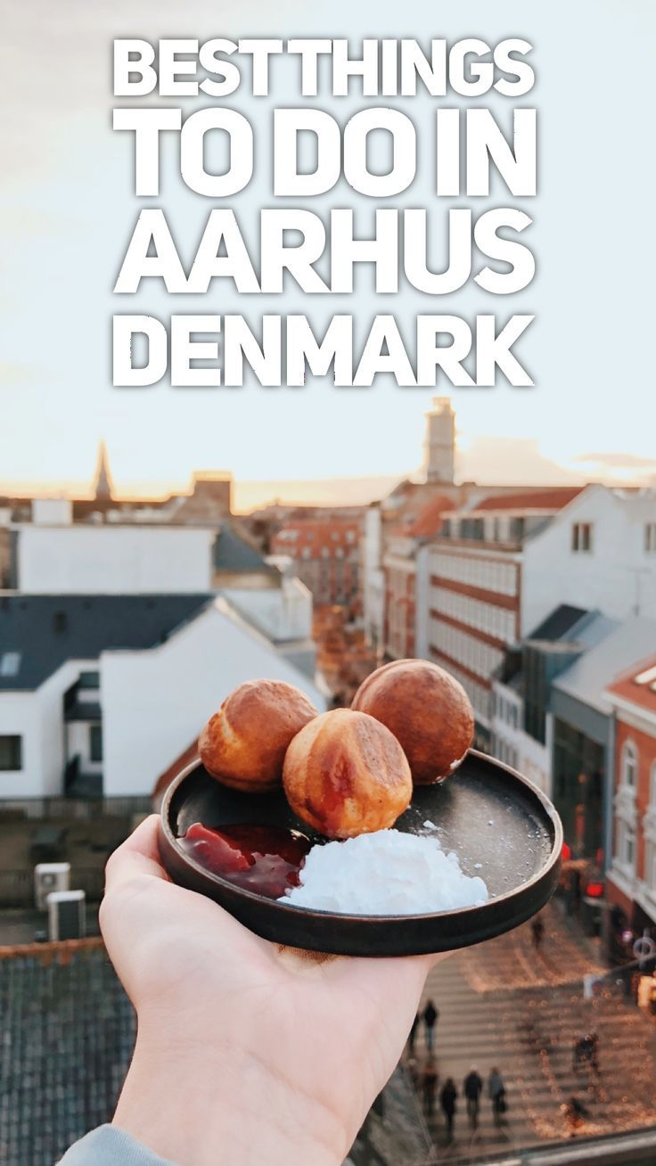 Aarhus, Denmark for a Weekend: Museums, Sea and Open Sandwiches