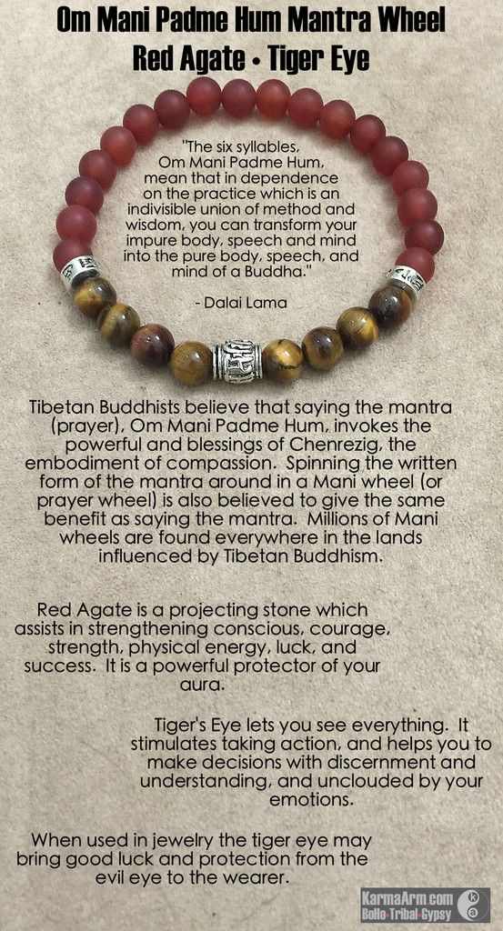 how to create your own mantra