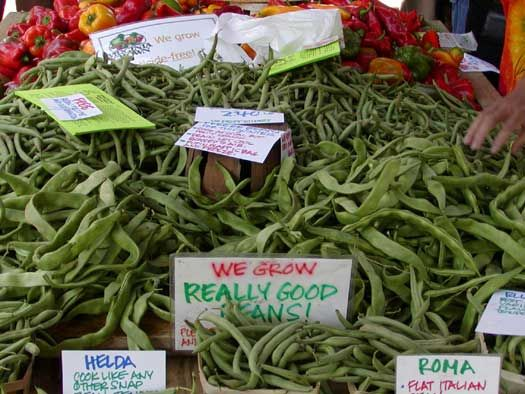 Some thoughts on selling at farmers' markets  22 lessons in running a successful farmers' market stand, from someone who's been in the business for almost 25 years … starting at age 9.