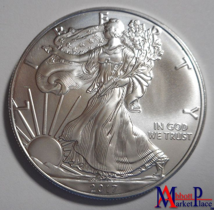 PLEASE READ COMPLETE DESCRIPTION.THANK YOU FOR LOOKING!OFFERED FOR SALEWe are offering a 2017 1 Troy Oz BU Silver American Eagle Dollar for Sale. THE ... #coins #collections #lots #money #paper #eagle #silver #american