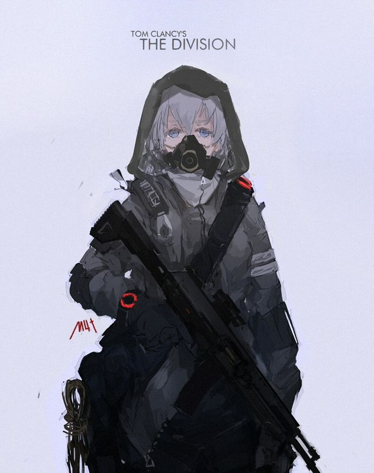 ArtStation - DARK ZONE, M4 +