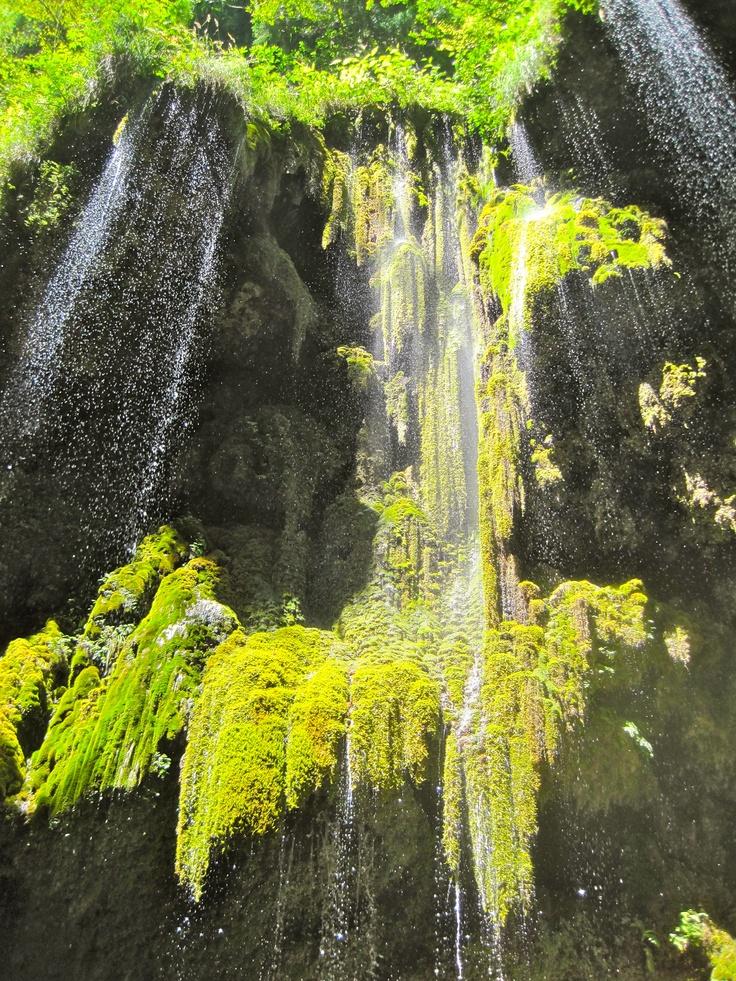 Waterfalls in Karpenisi