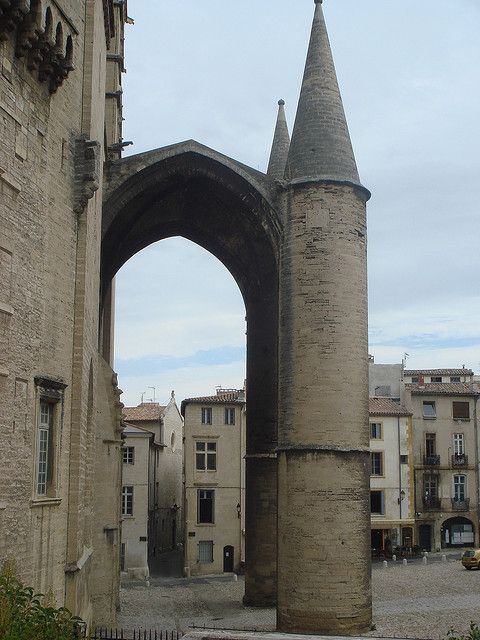 69 best images about architecture montpellier france on pinterest philippe starck st anne and - Cathedrale saint pierre de montpellier ...