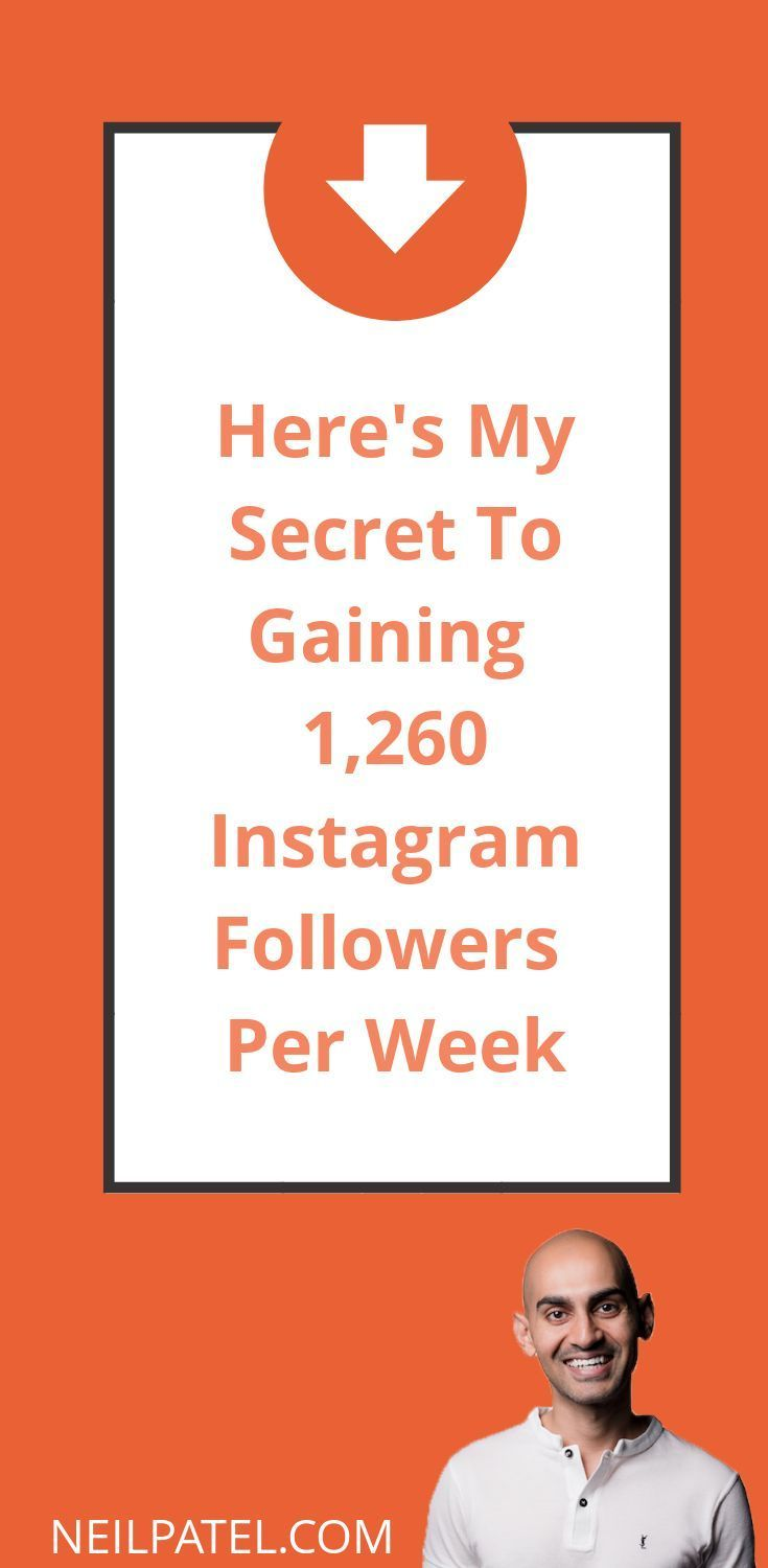 how i gain 1 260 instagram followers per week Over The Last Few Months I Ve Been Running Numerous Instagram Experiments And I Marketing Strategy Social Media Instagram Business Marketing Social Media Help