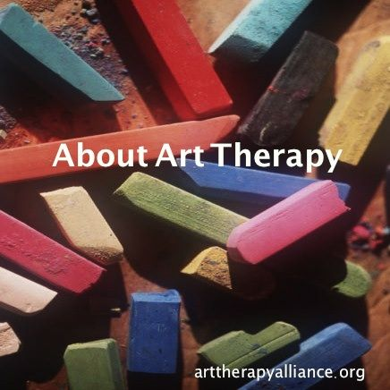Learn more about art therapy, the work of art therapists, and lots of links to enjoy for art therapy inspiration!