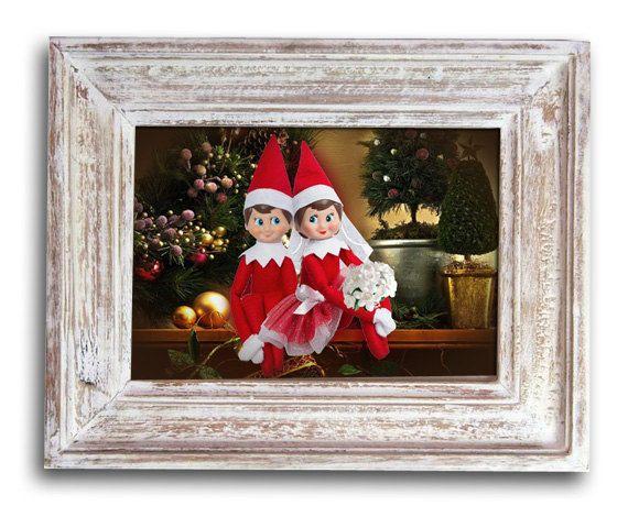 Elf On The Shelf Gets Married Elf On The Shelf