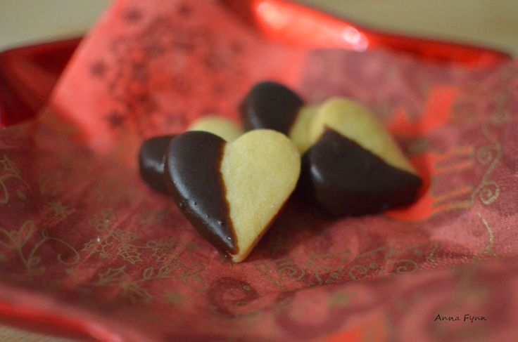 Herzkekse - Christmas Cookies - Biscotti di Natale