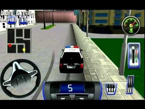 3d police car simulator android game play best games for kids