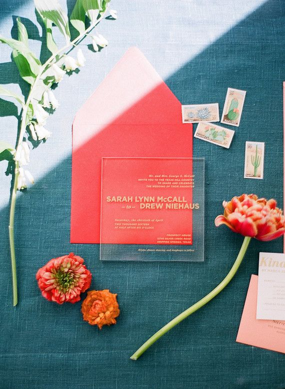 17 best ideas about modern wedding invitations on pinterest, Wedding invitations