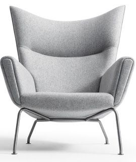 Mid-Century Love: Seven Great Mid-Century Style Lounge Chairs