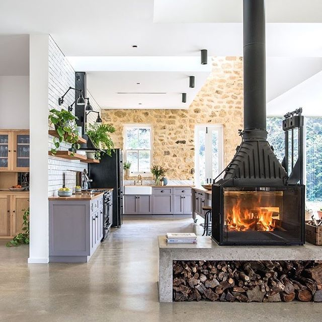 Open Plan Country Kitchen: Best 25+ Country Open Plan Kitchens Ideas On Pinterest