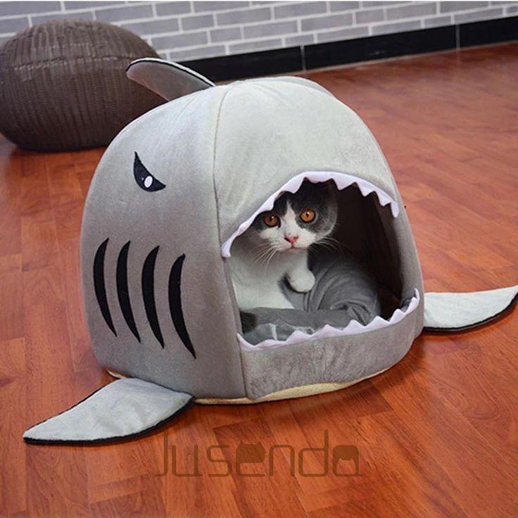 PS Baby Shark Dog pet beds, Shark dog bed, Cool pets