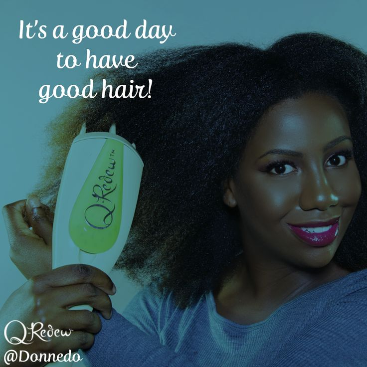 The QRedew Hair Steamer // Free standard shipping within