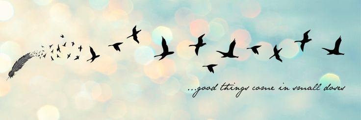 Good things come in small doses