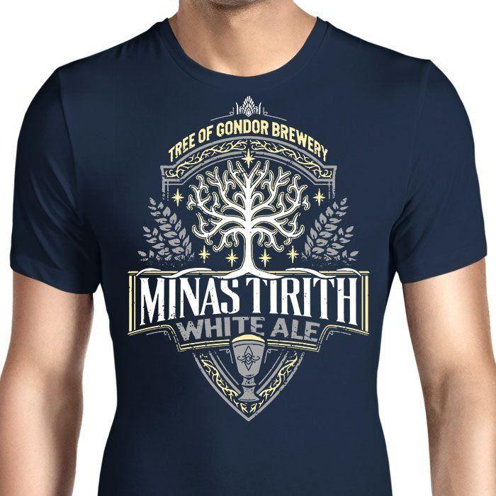 Minas Tirith White Ale - Apparel