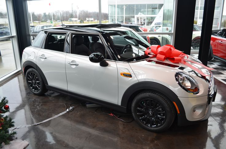 The 2015 Mini Cooper 4 Door