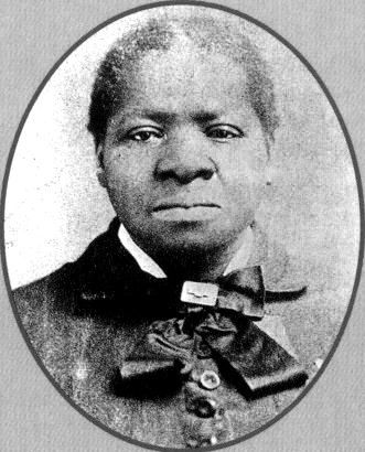 """Though born into slavery Biddy Mason gained freedom for herself and her children in 1856. Only ten years later she had saved enough money to purchase property, making her the first African American women to own land in Los Angeles. A nurse and midwife by profession, she helped found the first elementary school for African American children in Los Angeles."""