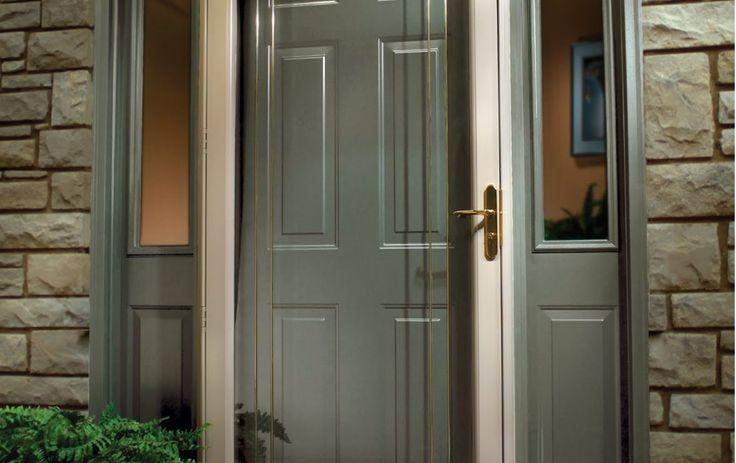 Best 25 Storm Doors Ideas On Pinterest Custom Screen
