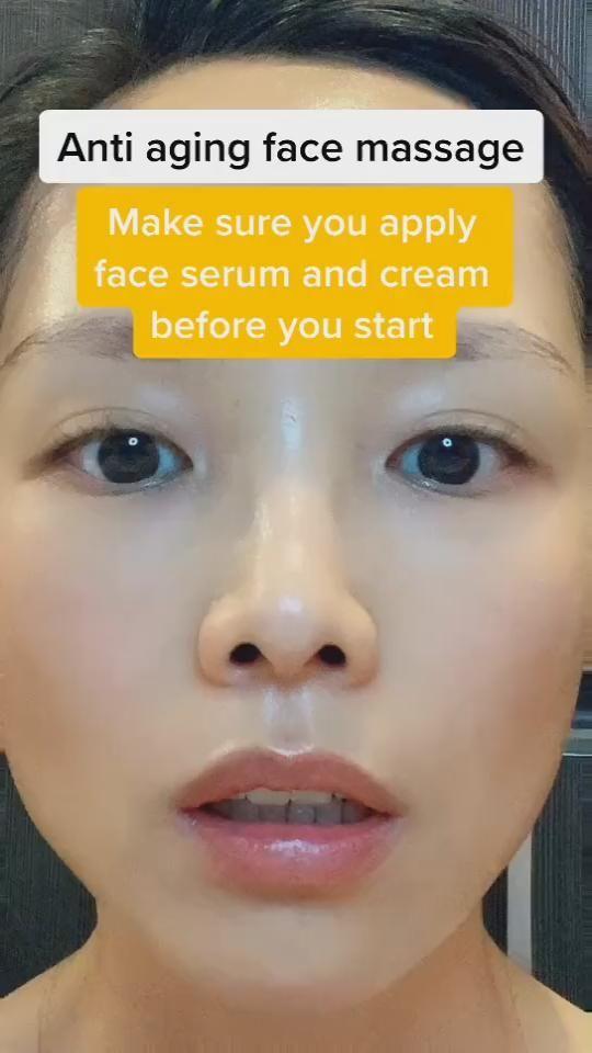 Massage Facial, Facial Yoga, Facial Hair, Massage Body, Facial Tips, Hair Massage, Massage Tips, Face Exercises, The Face