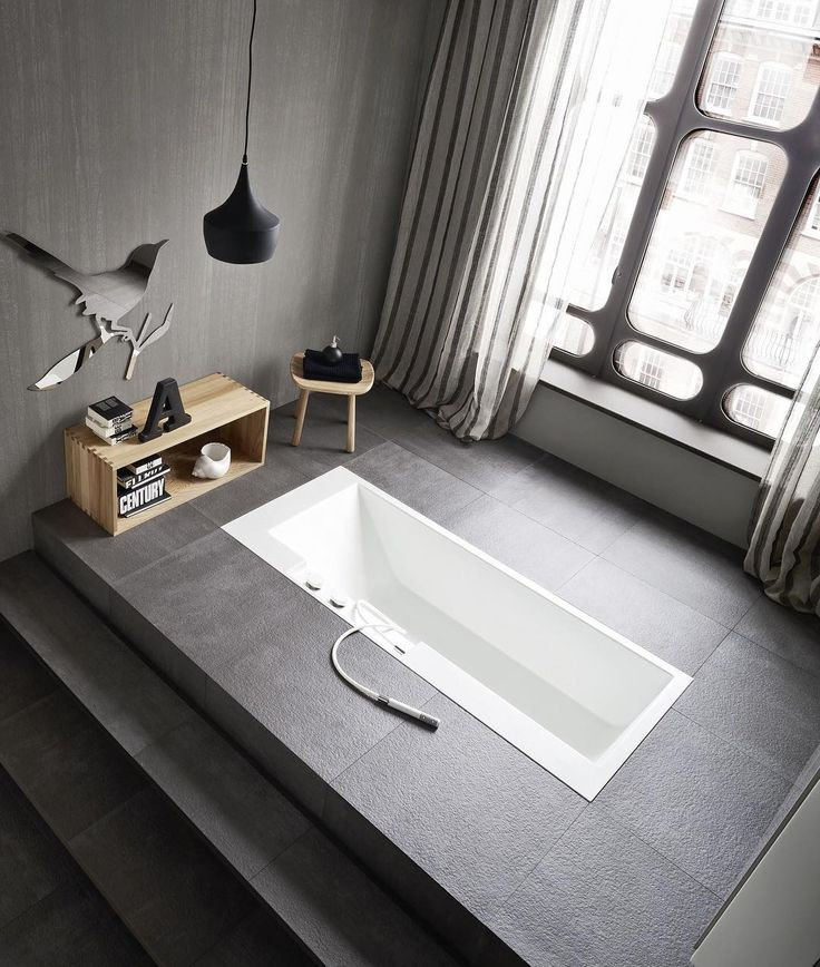ERGO-NOMIC | Built-in Corian bathtub by @rexadesign  _ Find more on Archiproducts.com _ #archiproducts