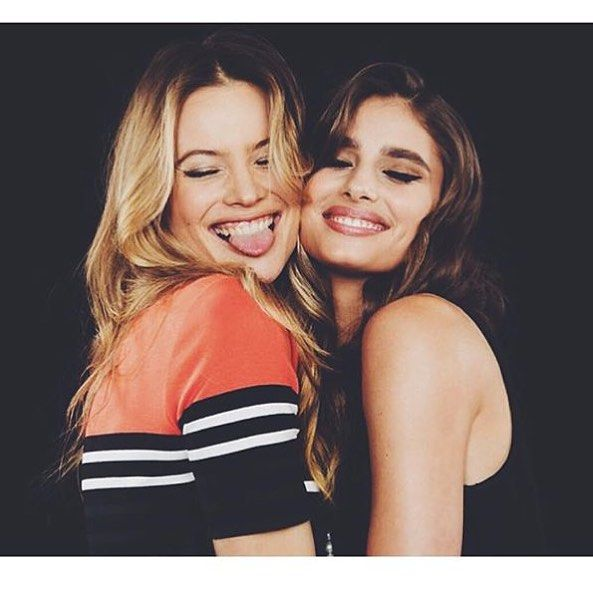 Could @taylor_hill and @behatiprinsloo be any cuter?!