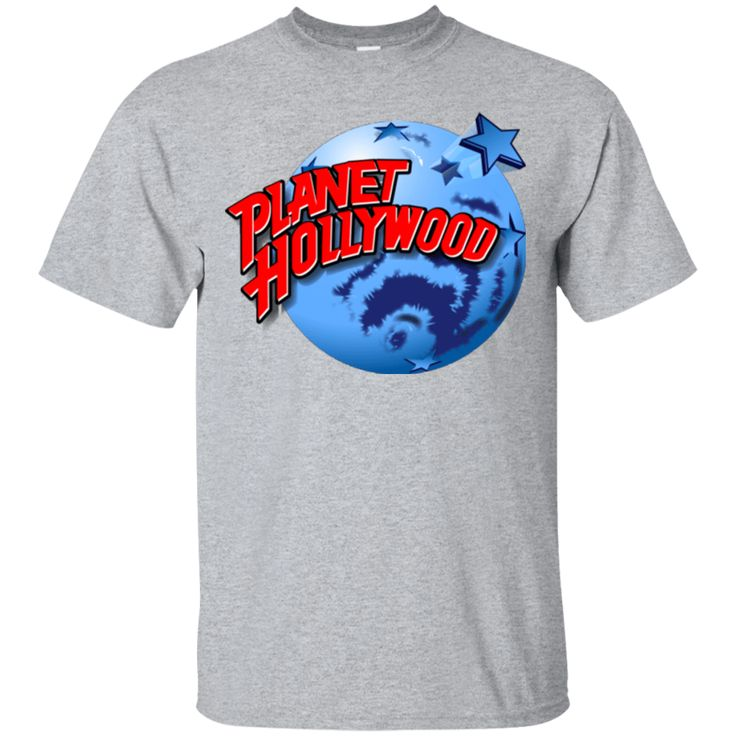 Planet Hollywood Men's T-Shirt