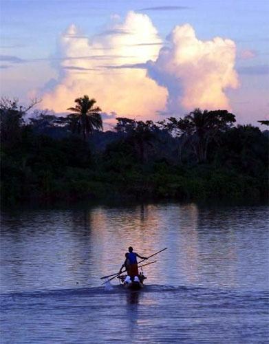 Congo, Central Africa
