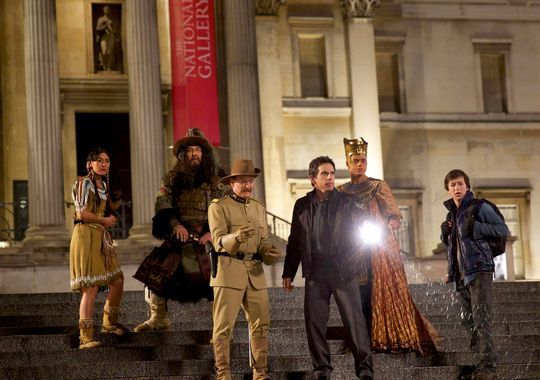 Night At The Museum: Secret Of The Tomb New Photos