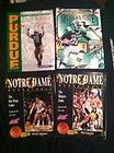 Sports Program Lot Of 4! Notre Dame Basketball.Michigan State  Purdue Football - amp, Basketball.Michigan, Dame, FOOTBALL, Notre, PROGRAM, Purdue, Sports, State
