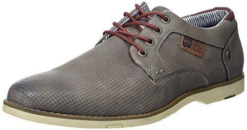 Oferta: 56.06€ Dto: -34%. Comprar Ofertas de TOM TAILOR 2780702, Zapatos de Cordones Derby para Hombre, Gris, 43 EU barato. ¡Mira las ofertas!