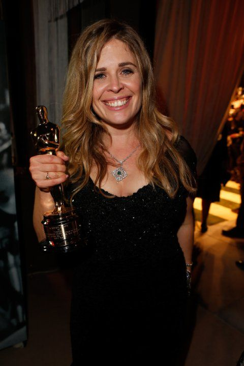 Jennifer Lee (Oscar of the Best Animated Feature Film of the Year for Frozen) #Hollywomen #Directors #Animation
