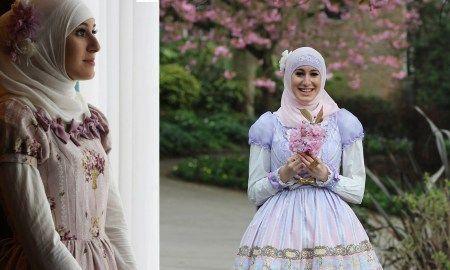 Muslim lolita fashion