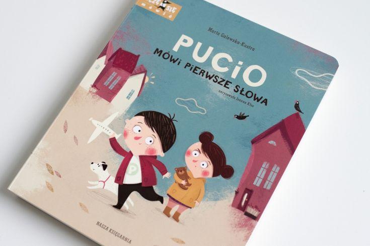 Pucio mowi pierwsze slowa ksiazki dla dzieci1 by .