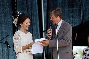 On August 27th 2016, Crown Princess Mary attend events related to the 825th…