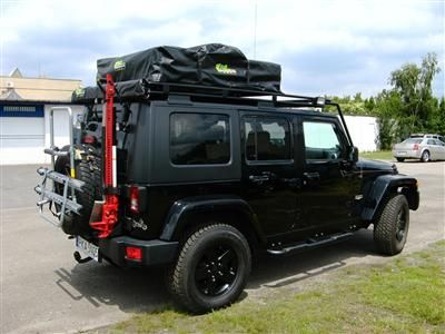 Jeep Wrangler JK Summer Expedition by Autotraper