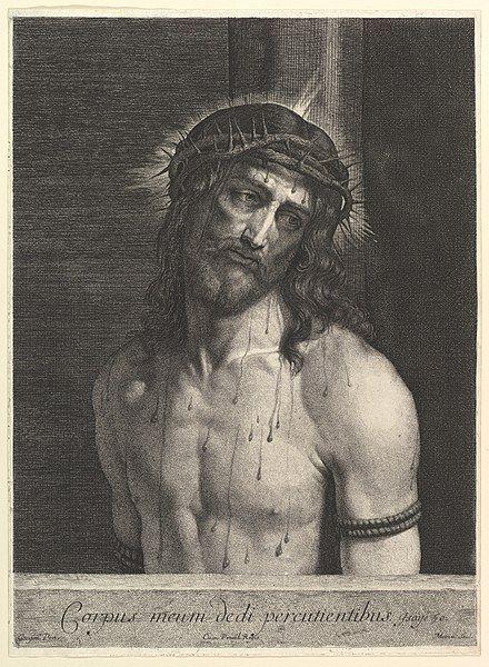 Le Christ a la colonne