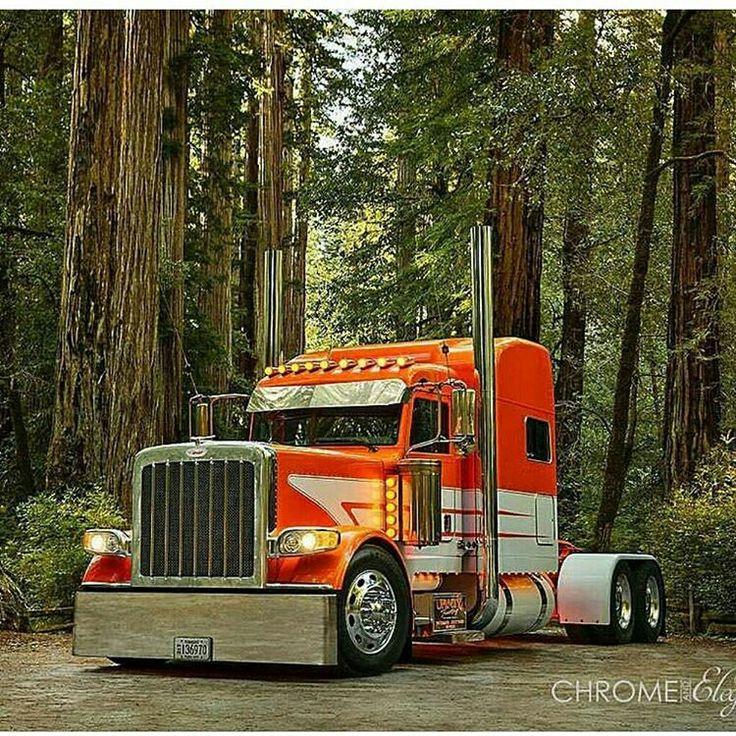 Peterbilt custom 389-SR
