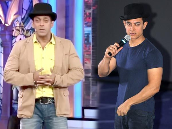 Top WTF Pop Culture Moments of 2013: Aamir Khan's bowler hat. Why? Why? Why?
