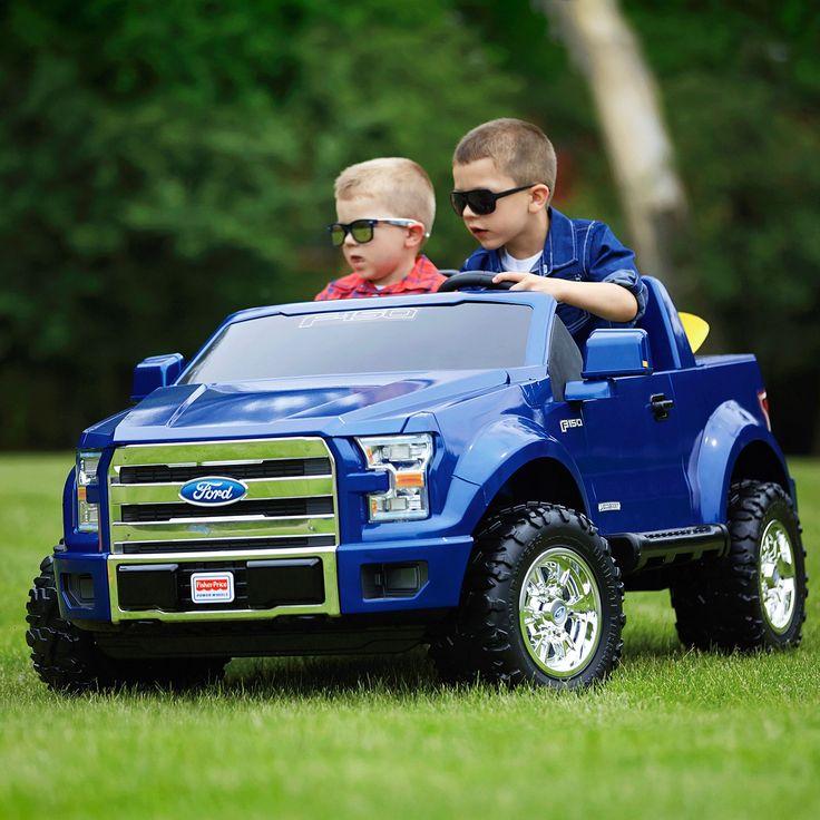 Power Wheels Ford F-150 | Mattel