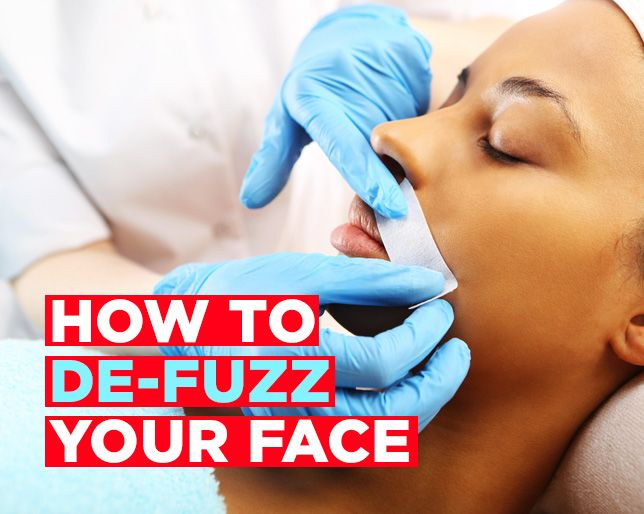 How can we remove unwanted hair from our face-1170