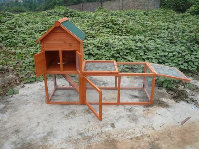 rabbit houses diy | Wishlist: Quirky Rabbit Hutch/Run for Missy
