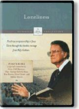 Loneliness Billy Graham Collection NEW Christian DVD:   Billy Graham's classic sermon from the 1987 Rocky Mountain Crusade at Denver's Mile High Stadium. In this classic sermon, Billy Graham examines the root cause of loneliness. Graham explains that man's separation from God is the origin of the problem, and only by reconciling ourselves with Him can we free ourselves and find real love. Features: Singers: Babbie Mason, Steve Green, George Beverly Shea. Testimony by Dan Reeves - Bronc...