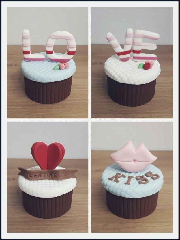 COMMA CAKE : valentineday sugarcake [발렌타인데이 슈가케익]
